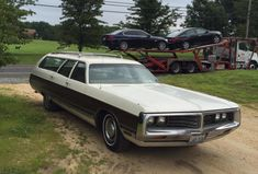 1972 Chrysler Town and Country Station Wagon Maintenance/restoration of old/vintage vehicles: the material for new cogs/casters/gears/pads could be cast polyamide which I (Cast polyamide) can produce. My contact: tatjana.alic@windowslive.com
