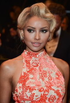 Kat Graham! Look this look on her