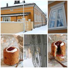 Runebergin päivänä Porvoossa Alcoholic Drinks, Wine, Glass, Food, Drinkware, Corning Glass, Essen, Liquor Drinks, Meals
