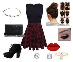 """""""Untitled #31"""" by aubrey-corbett on Polyvore featuring Lipsy"""