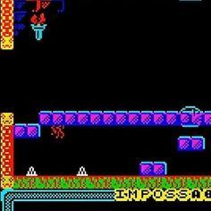 Indie Retro News: Impossabubble - Sneak peak of a brand new ZX Spectrum game http://crwd.fr/2DTUTxf #indie #indiegame #gaming #retroindie #retrogaming #impossabubble #retro