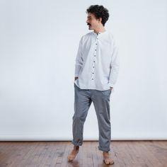 Jun / Shirt and Pants by pop-lin