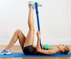 When Should Runners Stretch? Pre-run static stretching doesn't help gait swing phase