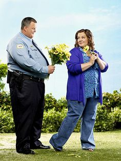 Mike and Molly too funny!