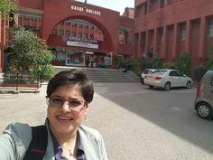 Gargi college Delhi University India