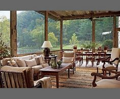 English Country In The Smoky Mountains | Content in a Cottage