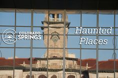 Colorado Springs Haunted Places - A city with a great history, also comes with a deep past. A love-entangled old custodian who wanders the halls of a popular free museum, unsettling tunnels and Native American lore all lends themselves to some unsettling spots around the town.