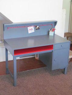 1000 images about bureau enfant on pinterest bureaus kids art table and craft room desk. Black Bedroom Furniture Sets. Home Design Ideas