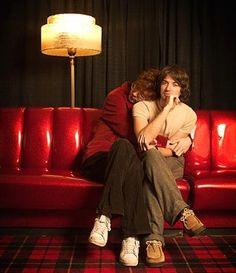 Kings Of Convenience. Eirik Glambek Bøe & Erlend Øye. My favorite musical duo ever. // #music #Folk #Pop #love