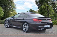 2014 M6 Gran Coupe BMW