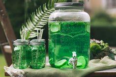All green: ice-tea time! | Dein Hochzeitsblog | green Wedding Inspiration | www.deinhochzeitsblog.com