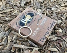 Articoli simili a Pirate Hook and Ring game with pole! su Etsy