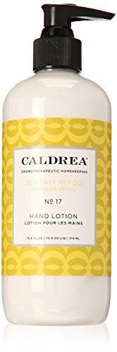 Caldrea Hand Lotion Sea Salt Neroli 108 fl oz * You can find more details by visiting the image link.