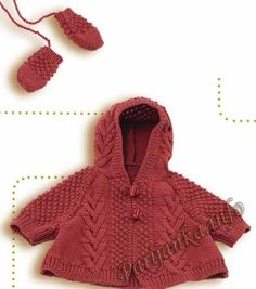 Lovely pattern and color. The mittens look fun to make.
