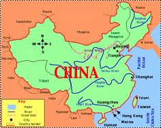Links to great activities while learning about China