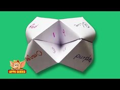 Cute and Easy Origami Cat - Tutorial for Beginners #origami animal - DIY - Paper Cat - YouTube