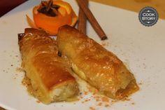 Greek Sweets, Greek Desserts, Greek Recipes, Greek Beauty, Homemade Sweets, Dessert Recipes, Ethnic Recipes, Food, Kitchens