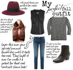 Managing the Transition; Fall Outfit Completers