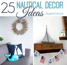 Round Up Ideas: Easy Fall Decorating Tips | Home, Interior and ...