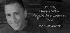 Pastor Gabe's Blog: Christian, Stop Sharing John Pavlovitz's Articles