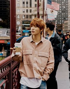 """""""The rain couldn't keep us from exploring the windy city~~ Nct Yuta, Winwin, Nct 127, Jaehyun Nct, Nct Debut, Johnny Seo, Nct Johnny, All Meme, Young K"""