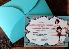 Bachelorette party invitation by CupidDesigns on Etsy, $170.00