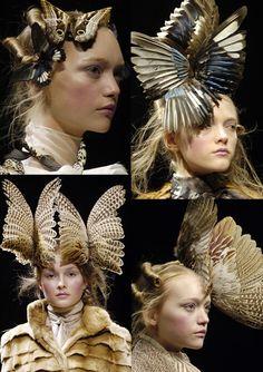 somethinglikethebest:    gorgeous hair pieces.