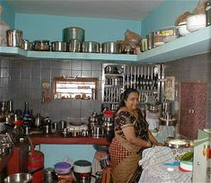 Small Indian Kitchen Design | Interior kitchen small ...