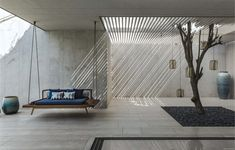 House Of Secret Gardens Spasm Design Architects