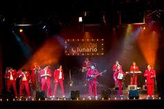 Noches de Salón Lunario Alberto Pedraza 20 de octubre del 2012