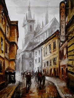 Prague, Fine Art, Artist, Painting, Artists, Painting Art, Paintings, Visual Arts, Amen