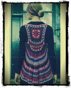Die 225 Besten Bilder Von Häkelweste Crochet Clothes Needlepoint