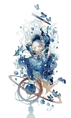 「-♪-」/「SUI」のイラスト [pixiv]