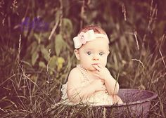 6 months baby girl pictures | Baby Girl ~ 6 Months Pictures