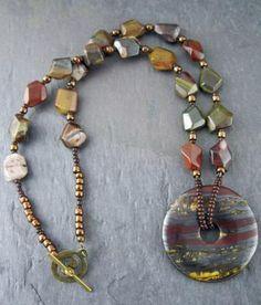 ZambaPro jewelry wire is the foundation of many a beautiful design, like Artbeads.com reviewer zady's lovely design.