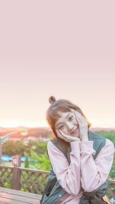 """Phone Wallpapers - Weightlifting Fairy Kim Bok Joo "" Requested by anon! The first wallpaper took me ages to create and I'm tight on time so these are the only ones I made this week. Nam Joo Hyuk Lee Sung Kyung, Sung Hyun, Drama Korea, Korean Actresses, Korean Actors, Korean Dramas, Korean Celebrities, Kim Bok Joo Fanart, Lee Sung Kyung Wallpaper"