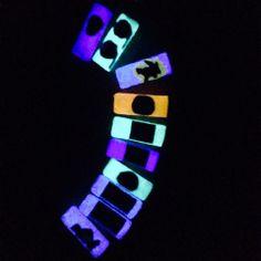 glow in the dark lighter cases