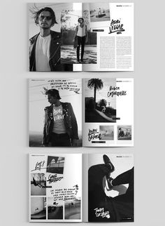 Showcase and discover creative work on the world's leading online platform for creative industries. Showcase and discover creative work on the world's leading online platform for creative industries. Magazine Layout Inspiration, Magazine Layout Design, Graphic Design Inspiration, Magazine Layouts, Ideas Magazine, Magazine Editorial, Lay Out Magazine, Sports Magazine, Graphic Design Layouts