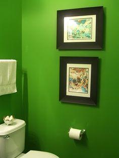 Half Bath Paint Ideas On Pinterest Half Baths Paint