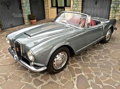 Subito Impresa+ - Luzzago 1975 srl - LANCIA Aurelia B 24S Convertibile 1957 Auto usata - In vendita Brescia