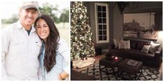 See How HGTV's Chip and Joanna Gaines Decorate For Christmas   - CountryLiving.com
