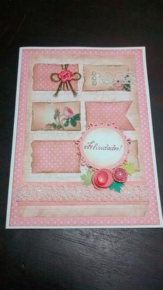 Cartão feminino para diversos momentos...by Ketley Mary