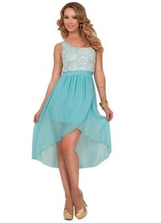 Strapless Ruby Rox Mullet Party Dress -Simply Dresses | Shops ...