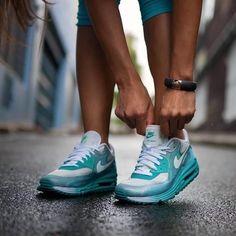 WMNS NIKE AIR MAX LUNAR 90 C3.0 SZ WMNS 12 NEW!! 631762 002 95 1 QS PRM #Nike #RunningCrossTraining
