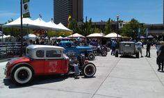 Street Vibrations, Nevada - awesome motorcycles and cars.