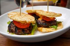 10 great places to eat in New York City: Kafka sliders at Saleya