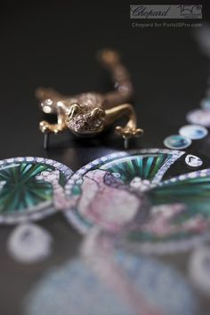 Chopard Animal World Collection: Frog Necklace 3