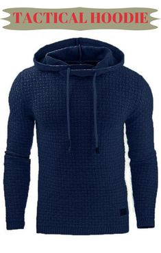 Designed using military grade technology, this hoodie has been tested for cold weather operations and training. Made of flexible polyester fabric for total comfort, the LIMITED EDITION TACTICAL HOODIE has you covered at all times Fishing Outfits, Fishing T Shirts, Fishing Apparel, Tactical Hoodie, Tactical Gear, Tactical Equipment, Outdoor Gear, Outdoor Stuff, Cold Weather