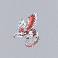 Van Cleef & Arpels are known for their wonderfully whimsical creatures and exquisite. Van Cleef Arpels, Art Deco Jewelry, High Jewelry, Black Jewelry, Silver Jewelry, Gouache, Jewelry Design Drawing, Do It Yourself Jewelry, Jewelry Stores Near Me
