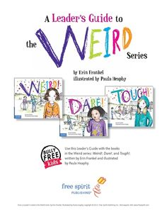 A Leader's Guide to the Weird series on bullying
